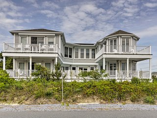 NEW! Gorgeous Home Steps from Fenwick Island Beach