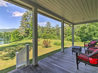 Private Home w/ Views - Near Manchester Golf & Ski