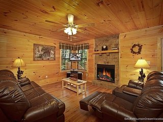 Suite Sensations Pigeon Forge Cabin