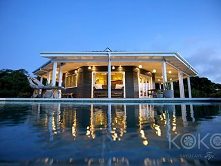 KOKO Savusavu 270º Ocean View Fiji Honeymoon Villa