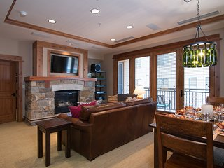 Lovely Catamount Condo, Heart of Northstar Resort | Kitchenette in 2nd Suite