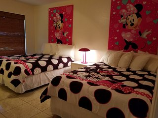 DISNEY THEMED SPACIOUS HOUSE NEAR ORLANDO PARKS