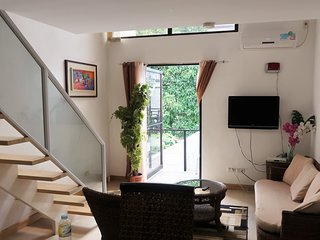 Maisonette #15, 1 bedroom, 50 sqm (900 m to Fields)