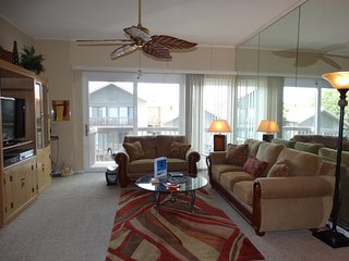Our House at the Beach C-211 Cozy Lake View unit!