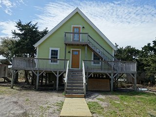 Teacher's Lair at Ocracoke
