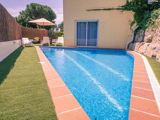4 bedroom Villa in Lloret de Mar, Catalonia, Spain : ref 5405363