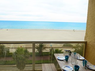 2 bedroom Apartment in Canet-Plage, Occitania, France : ref 5050603