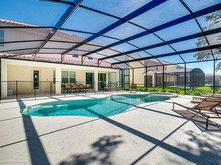 6112BOD. Amazing 14 Bedroom 11 Bath Solterra Resort Pool Home