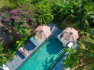Hoi An Luna Villa - Double Room with Balcony (1)
