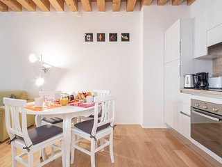 LOFT 96 . Spacious modern apt close to train station