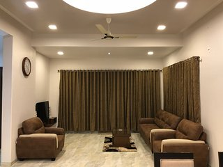 StaySmart Luxury 3BHK Villa with Swimming Pool