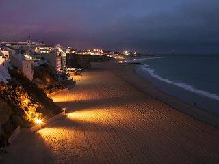 Luminoso Apartamento T1 com Piscina para Ferias em Albufeira