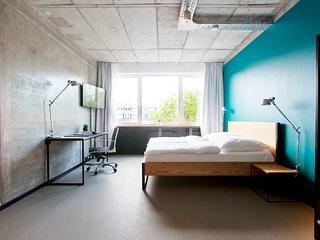 Green Residence Design Loft #1