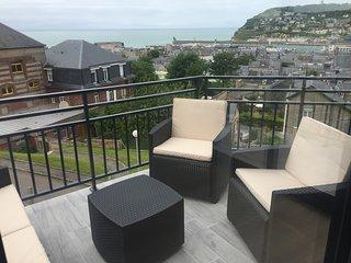 ARCIAL 1 : Appartement Vue panoramique mer et port