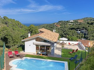 4 bedroom Villa in Begur, Catalonia, Spain : ref 5635878