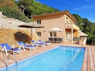 4 bedroom Villa in Begur, Catalonia, Spain : ref 5637244