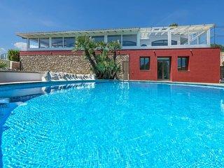 6 bedroom Villa in Alcanada, Balearic Islands, Spain : ref 5625629