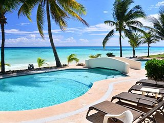 Caribe Oceanfront Retreat F8-II