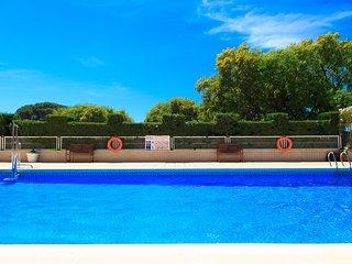 UHC TORRESOL 182:  beautiful apartment in the centre of Cambrils, beachfront !!
