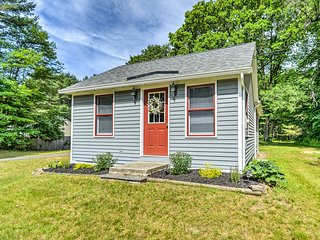 NEW! Quaint Home 10 Mins to DT Saratoga Springs!