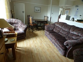Self catering apartment in mansion house in beautiful gardens with pool