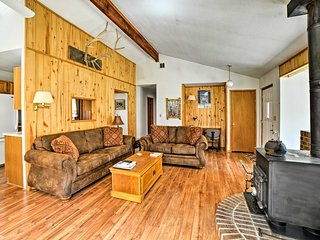 NEW! Lake City House - Views of Round Top Mountain