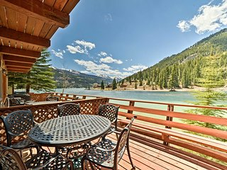 NEW! Waterfront Lake City Home w/ Deck & Mtn Views