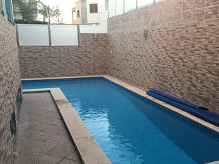 Stylish 6 bedrooms Villa with swimming pool Ref : A1052