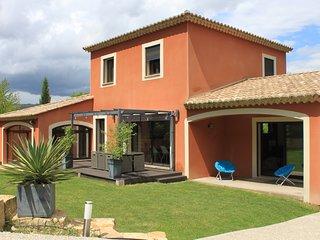 Villa de provence à Vaison-la-Romaine (Vaucluse)