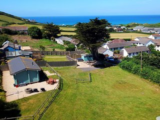 CROYDE RANCH CHALET | 2 Bedrooms