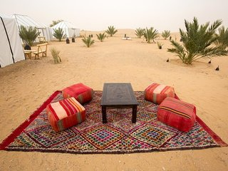 Sahara Sky Luxury Camp (Tented Camp 7)