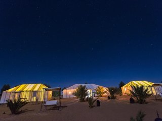 Sahara Sky Luxury Camp (Tented Camp 3)