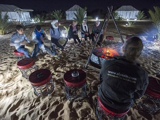 Sahara Sky Luxury Camp (Tented Camp 8)