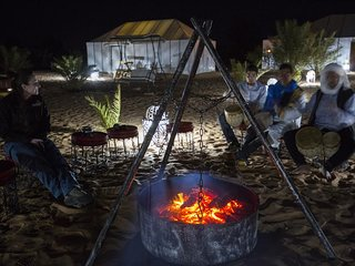 Sahara Sky Luxury Camp (Tented Camp 4)