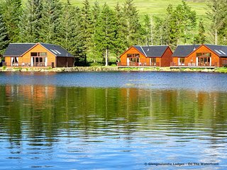 Glengoulandie Lodges - On The Waterfront