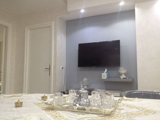 Family apartment cosy & confortable centre Rabat- Agdal