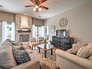 NEW! Edmond Family Home w/Grill Mins to OK City!