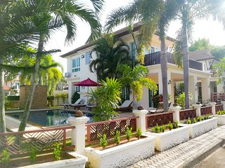 Ao Nang Pool Villa, 3Bedrooms villa with private pool