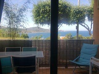 Appartement Climatise vue Mer au coeur de la Thalasso