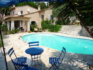 Villa on the Riveria Cagnes sur mer