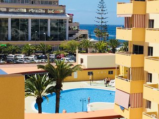 Los Cristianos excellent apartment with ocean view