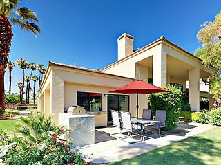 Mountain-View Gem with Pool, Spa & Golf Course | Minutes to Dining 3BR #65619