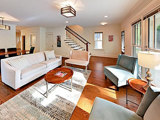 Elegant 4BR w/ Deck in Coveted 12 South, 3.5 Mile Uber/Lyft Ride to Downtown