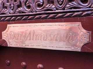 Dar Almusawir, Maison berbère au cœur de la Médina