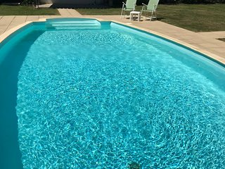 Villa Clisson - Private villa to rent with heated pool