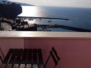 Le Terrazze di Anna - spettacolare vista sul golfo