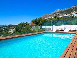4 bedroom Villa in Altea la Vella, Valencia, Spain : ref 5637462