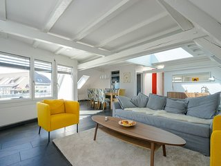 Charming flat at Zurich MainStation(135m2)