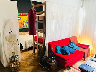 JUMP IN BED IPANEMA 10 LOFT JIBI 10