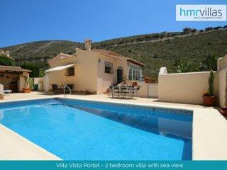 HMR Villas - Casa Vista Portet - Moraira